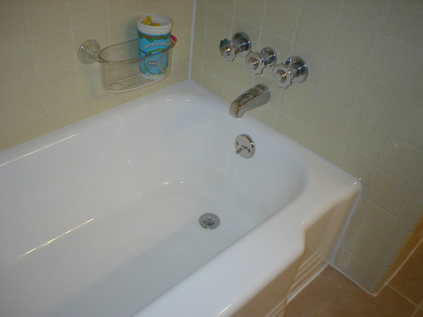 Bathtub Refinished