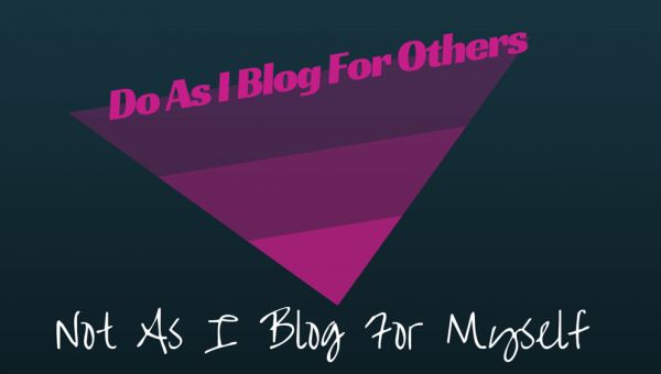 Blogging for Others
