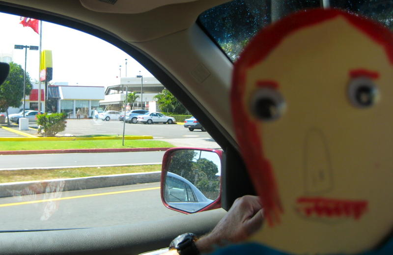 Flat Stanley Going Home