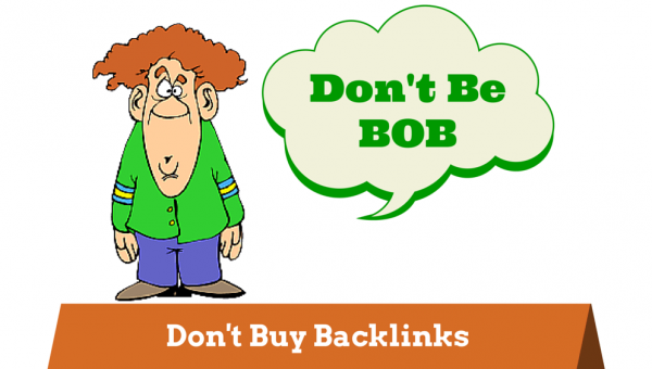 Dont Buy Backlinks