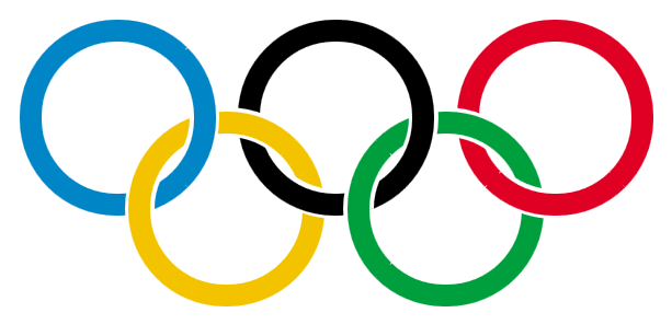 CSS Olympic Rings