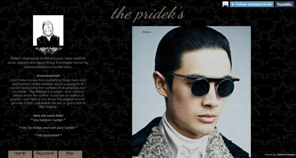 the pridek's