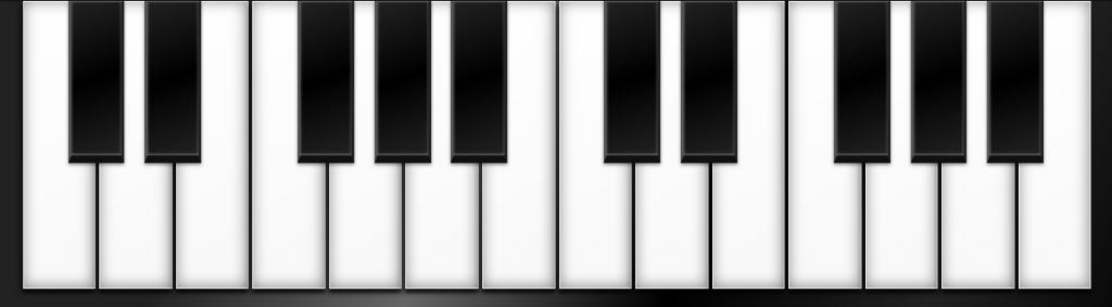 CSS Piano